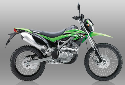 All New Kawasaki KLX 150 Special Edition