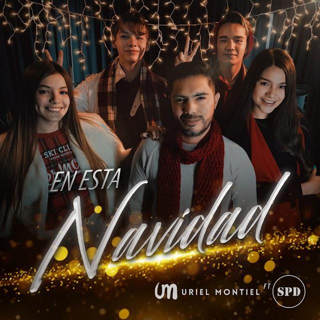 """El cantautor Uriel Montiel, presenta un especial de navidad  """"En esta Navidad"""""""