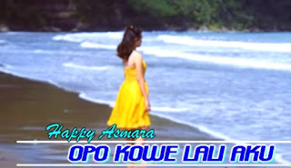 Happy Asmara Opo Kowe Lali Aku,