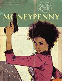 James Bond: Moneypenny Comic