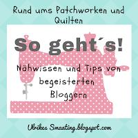 Patchworken und Quilten - So geht´s!