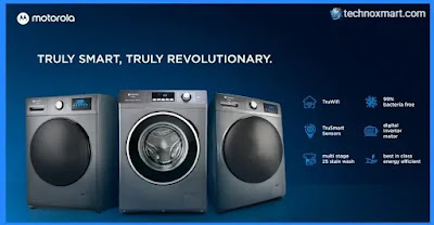Motorola Smart AC, Washing Machine, Refrigerator Models Launched In India By Flipkart