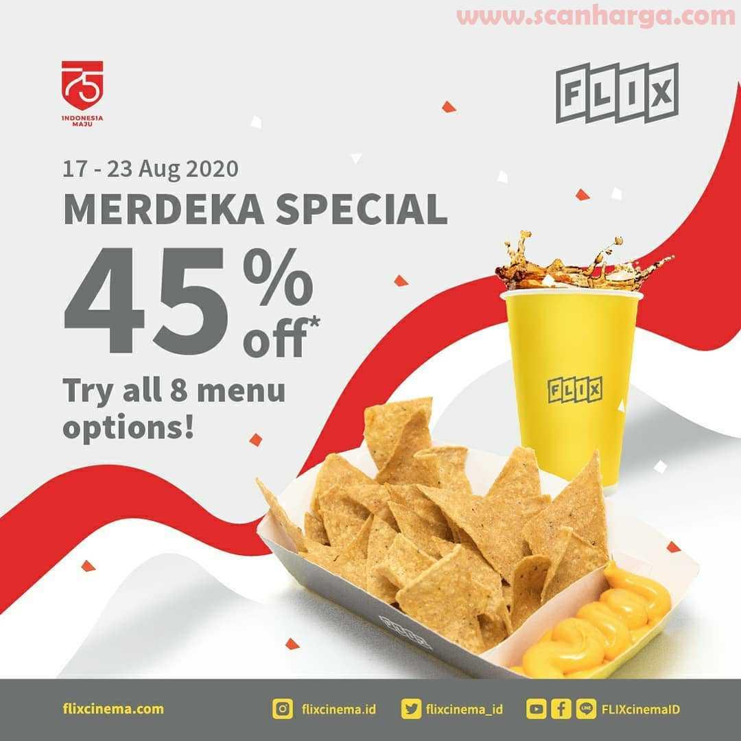 Promo Flix Cinema Merdeka