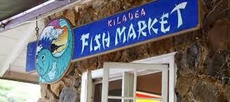 Kauai Kilauea Fish Market