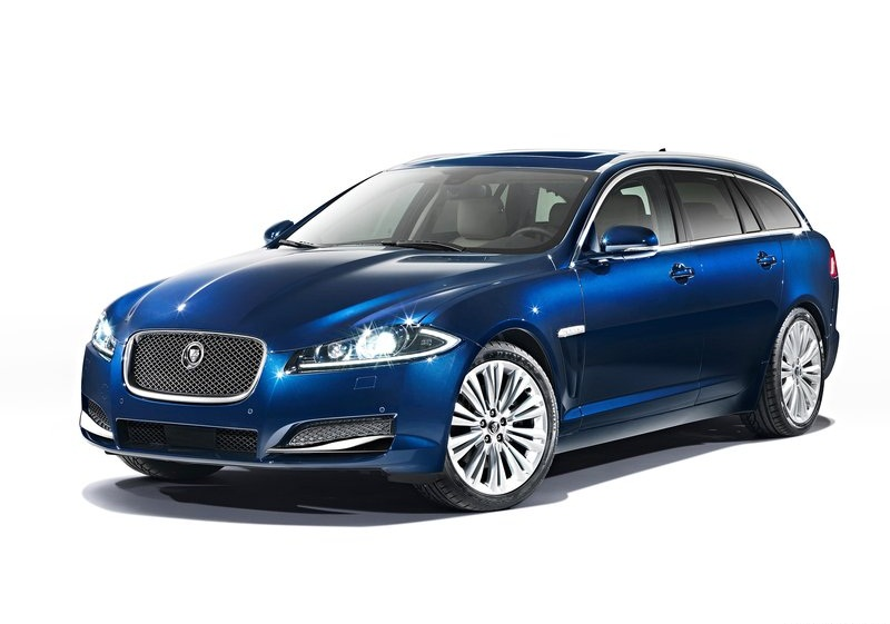 Sport Car Garage: Jaguar XF Sportbrake (2013)