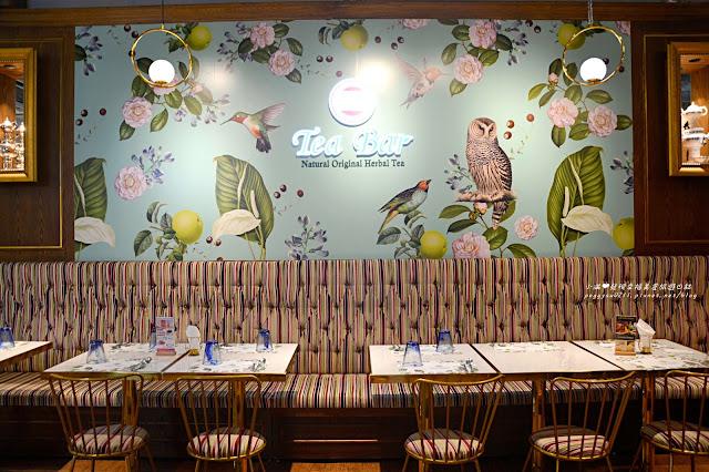 板橋大遠百B&G德國農莊複合茶館
