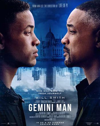 Gemini Man 2019 English HDCam 480p 300MB poster