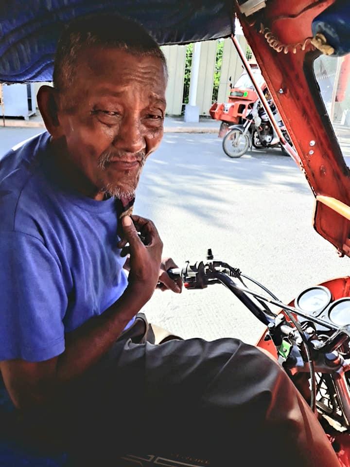 Elderly Man with