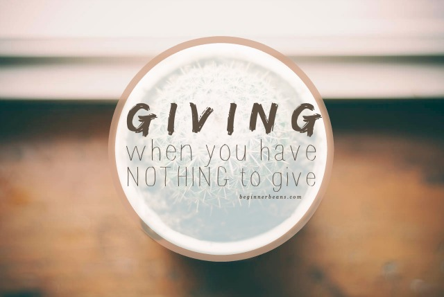 Approach the giving season with giving in a powerful Jesus-filled way.
