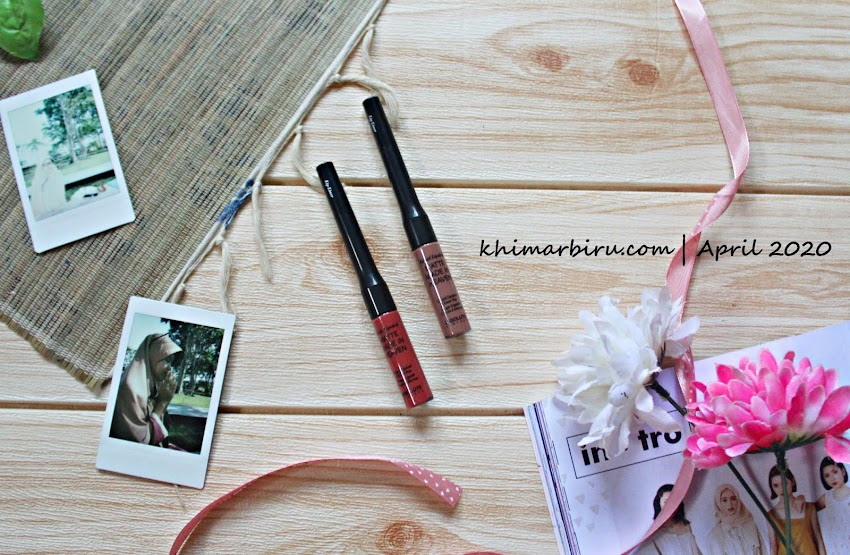 Ada yang 2 in 1 di Lipstick Matte Made in Heaven Absolute New York