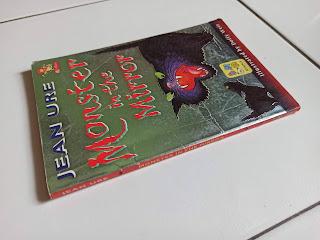 11 Novel Import Monster in the Mirror