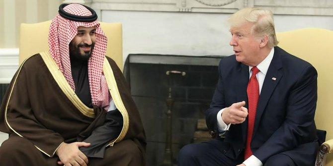 Kematian Jamal Khashoggi Ancam Gulingkan Putra Mahkota Arab Saudi