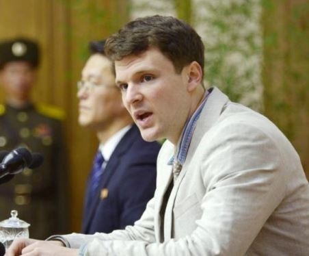U.S. judge slams North Korea with a $501m fine for the death of 22-year old American, Otto Warmbier