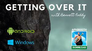 Getting Over It (v1.59) download free in only 250 MB