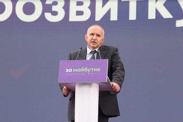 Медицина і освіта – це два основні чинники, що приведуть нас у майбутнє –  Борис Тодуров