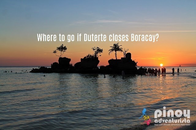 Duterte Orders Closure of Boracay Island