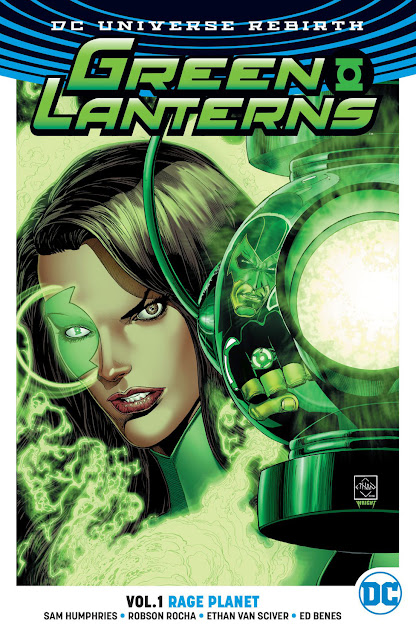 jessica cruz green lantern rebirth