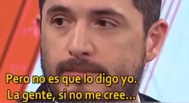 Pánico y locura en A24: Leandro Santoro habló de Extornelli en el canal de los servicios y causó la zozobra de panelistas alcahuetes