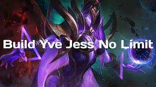 Build Yve Jess No Limit Hurt