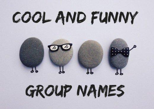 Best Friends and Family Unique Group Names List - 2019