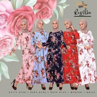 REVILIA DRESS