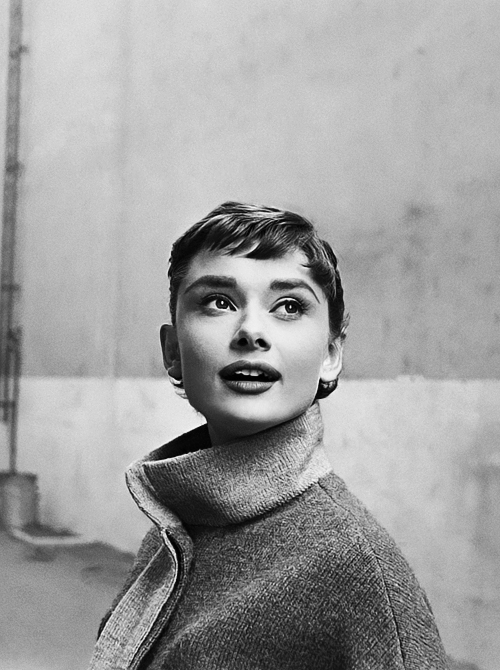 This weeks PINspiration is Audrey Hepburn.