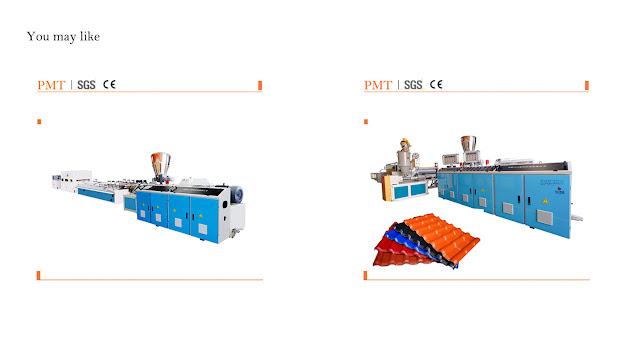合成树脂瓦生产线螺杆和机筒的损坏原因及修复方法