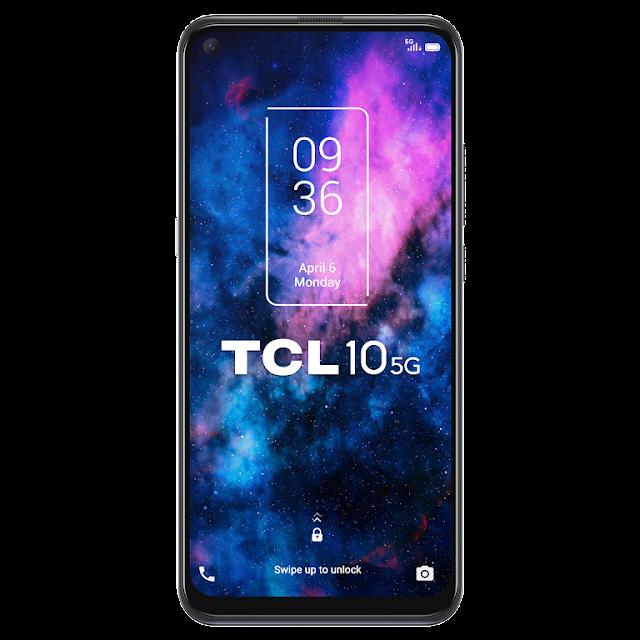 TCL lanza en España el TCL 10 5G