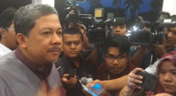 Fahri Hamzah minta KPU transparan terkait persoalan DPT