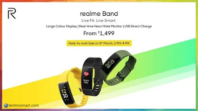 realme band,realme band,realme band launch,realme band,realme band specifications,realme band price in india,realme band sale in india,