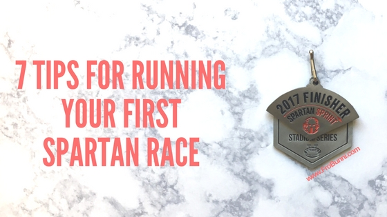 FroBunni | 7 Tips for running your first spartan race
