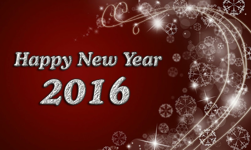 Happy New Year 2016 Free Images
