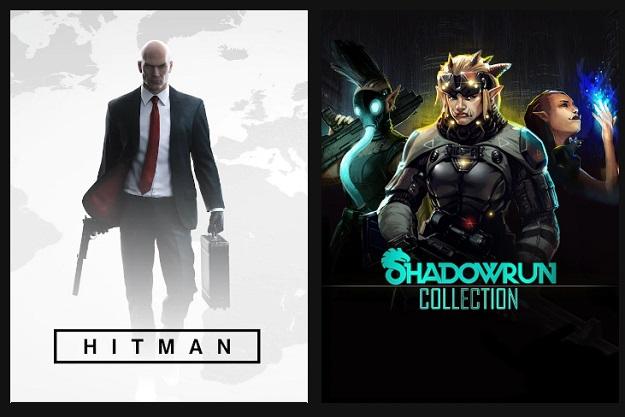 Δωρεάν hitman και shadowrun collection για υπολογιστές