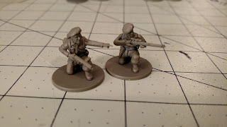 Bolt Action British Commandos Assembled Sniper