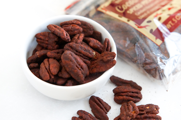 Trader Joe's Cocoa Chile Spiced Pecans review