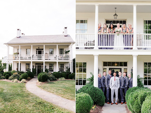 A Formal Grey and Copper Wedding at Glen Ellen Farm in Ijamsville, MD by Heather Ryan Photography