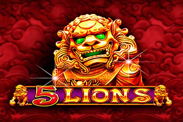 Main Gratis Slot Demo 5 Lions (Pragmatic Play)