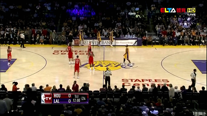 NBA - Houston Rockets vs Los Angeles Lakers - HD720P - 03 ...