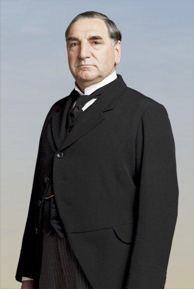 Downton Abbey Butler