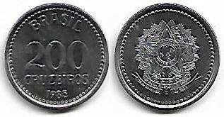 200 Cruzeiros, 1985