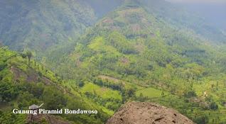 gunung piramid bondowoso dimana