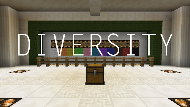 Diversity | mineblog.minejogo.com.br