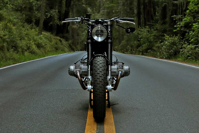 BMW R75/5 By Cognito Moto Hell Kustom