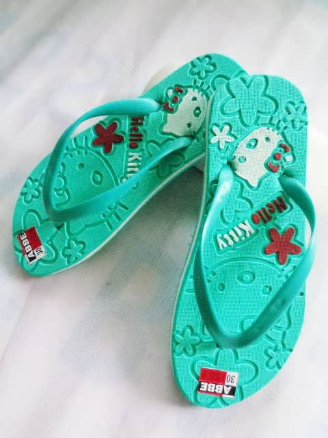 Hellokity Press sandal Anak-anak