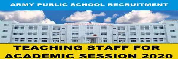 Army Public School 2020