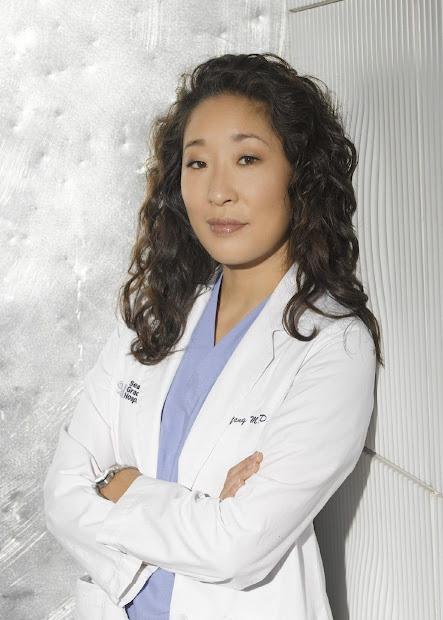 Dr. Cristina Yang Grey's Anatomy