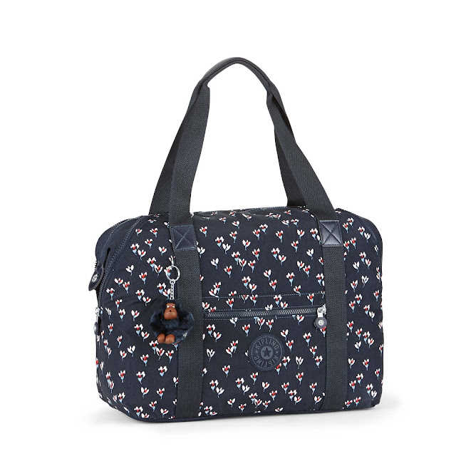 kipling bag spring 2017 small flowers