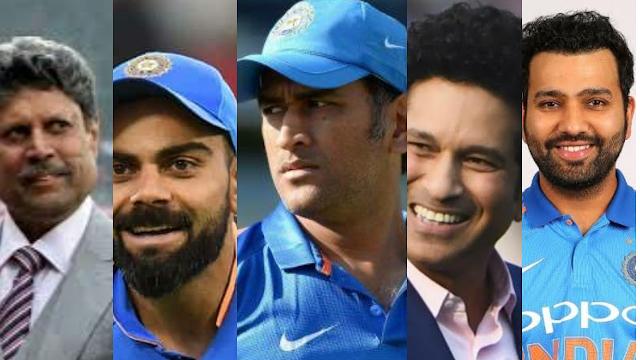 5 Cricketers who made India No.1