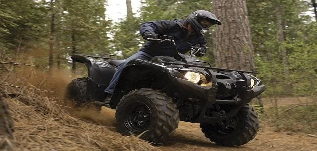 Safety tips when driving an ATV