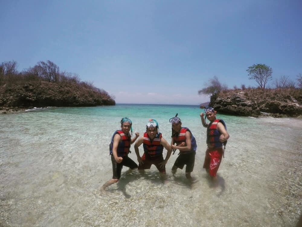 Gambar Gili Petelu Wisata Di Lombok